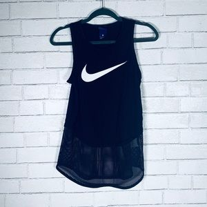 Nike Sleeveless Tank with Mesh